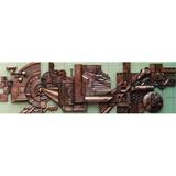 墙面浮雕 -SF-208