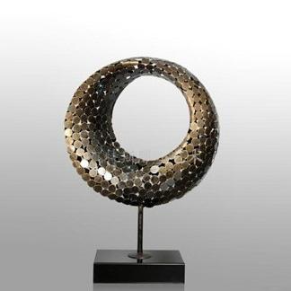 不锈钢雕塑-1-17-SS-016