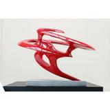 不锈钢雕塑-1-34 -SS-033