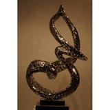 不锈钢雕塑-1-2 -SS-001