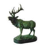 铜雕塑-1-105 -SS-206