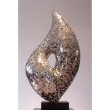 不锈钢雕塑-1-3 -SS-002