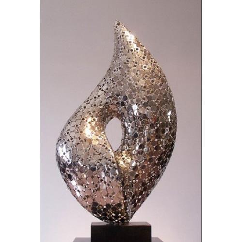 不锈钢雕塑-1-3-SS-002