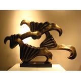 铜雕塑-1-54 -SS-154