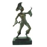 铜雕塑-1-85 -SS-186