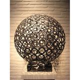 不锈钢雕塑-1-44 -SS-043