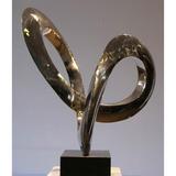 不锈钢雕塑-1-22 -SS-021