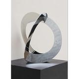 不锈钢雕塑-1-24 -SS-023