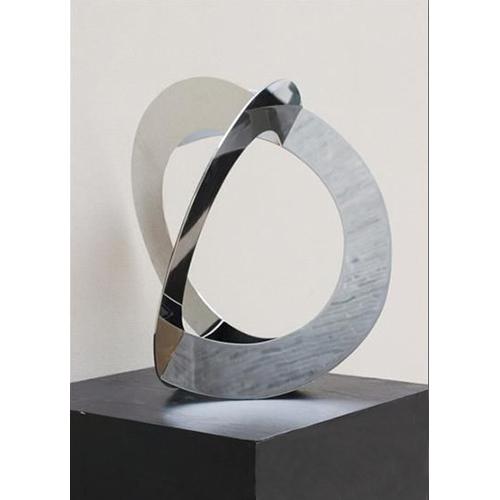 不锈钢雕塑-1-24-SS-023