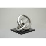 不锈钢雕塑-1-37 -SS-036