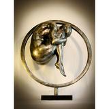 铜雕塑-1-30 -SS-130