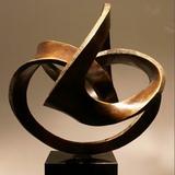 铜雕塑-1-6 -SS-106