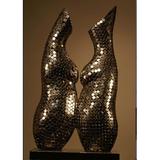 不锈钢雕塑-1-12 -SS-011