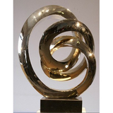 不锈钢雕塑-1-20 -SS-019