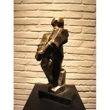 铜雕塑-1-48 -SS-148