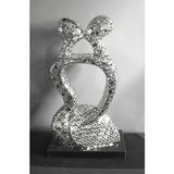 不锈钢雕塑-1-31 -SS-030