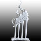 铸铜雕塑怎么保养,有哪些材质?