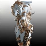 树脂雕塑-102 -SS-1102