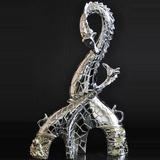 树脂雕塑-380 -SS-1380