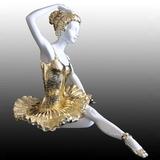 树脂雕塑-229 -SS-1229