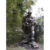 铜雕塑 -S-748