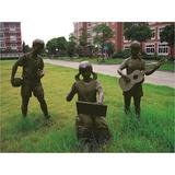 铜雕塑 -S-739