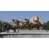 铜雕塑 -S-847
