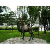 铜雕塑 -S-846