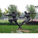 铜雕塑 -S-759