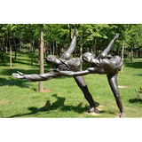 铜雕塑 -S-764