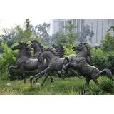 铜雕塑 -S-858