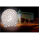 灯饰雕塑 -S-1001