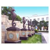 铜雕塑 -S-734