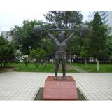 铜雕塑 -S-790