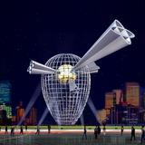 灯饰雕塑 -S-1002