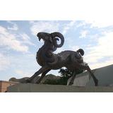 铜雕塑 -S-871