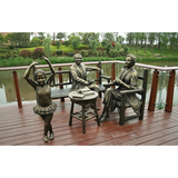 铜雕塑 -S-726