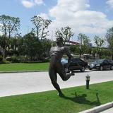 铜雕塑 -S-760