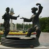 铜雕塑 -S-761