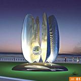 灯饰雕塑 -S-296