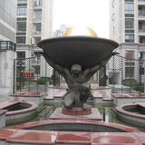 铜雕塑 -S-719