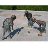铜雕塑 -S-812