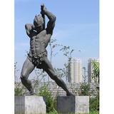 铜雕塑 -S-832