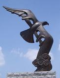 铜雕塑 -S-841