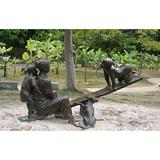 铜雕塑 -S-811