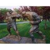 铜雕塑 -S-751