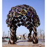 铜雕塑 -S-875