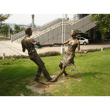 铜雕塑 -S-822