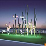 灯饰雕塑 -S-295