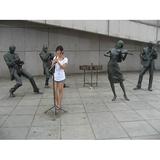 铜雕塑 -S-795